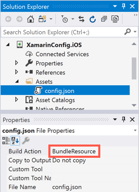 Xamarin - Loading a configuration file | John Thiriet