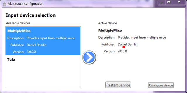 multitouchconfiguration